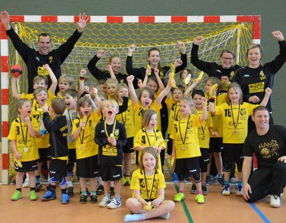 TSV Mindelheim Minis 2016/17
