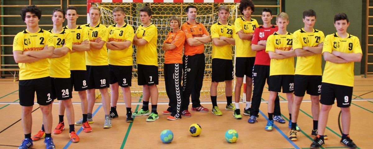 Männliche A-Jugend 2016-17