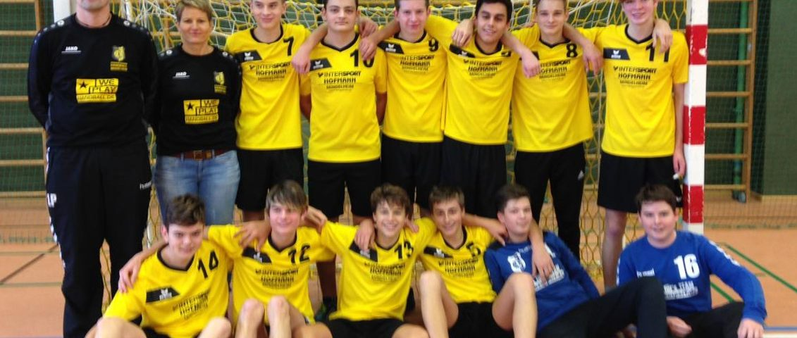 TSV Mindelheim Handball - Männliche B-Jugend 2017/18