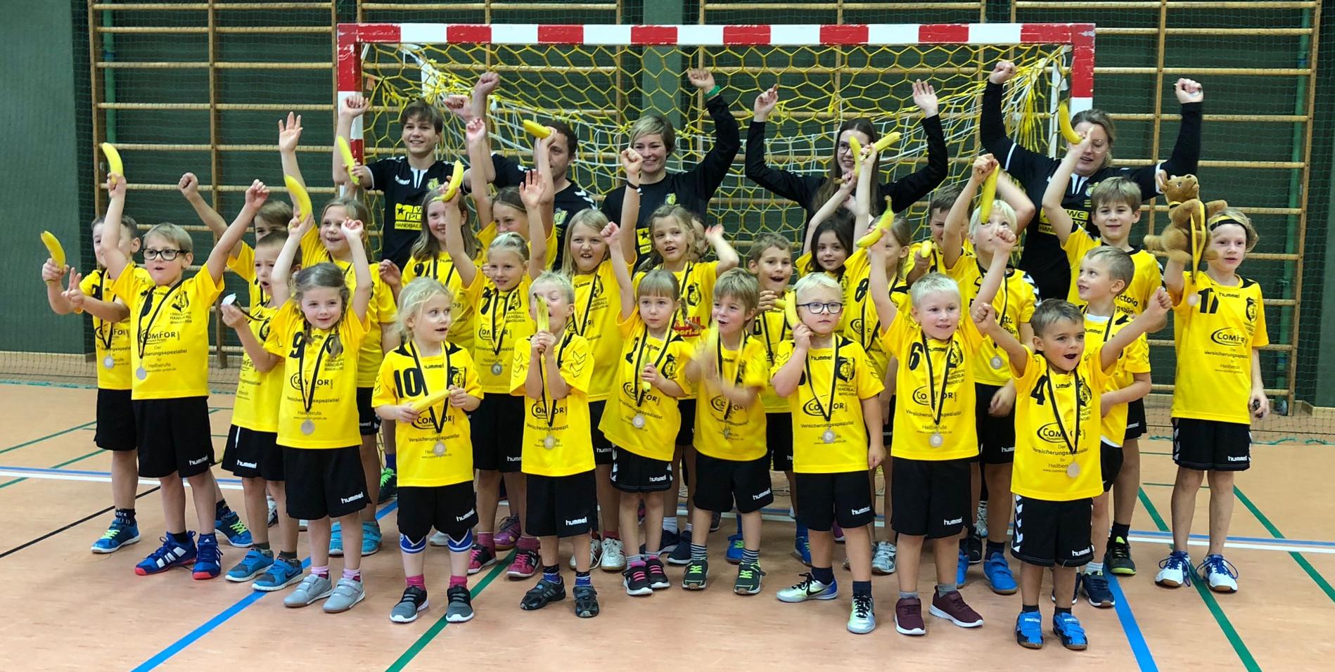 TSV Mindelheim Handball - Minis 2018/19