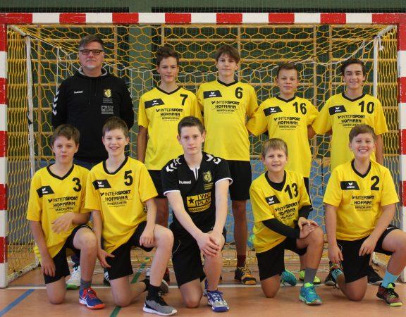 Männliche C-Jugend 2019/20